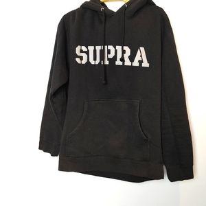 SUPRA Men's black Sweatshirt